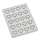 Gartner Studios Rhinestone Heart Seals (Set of 2)