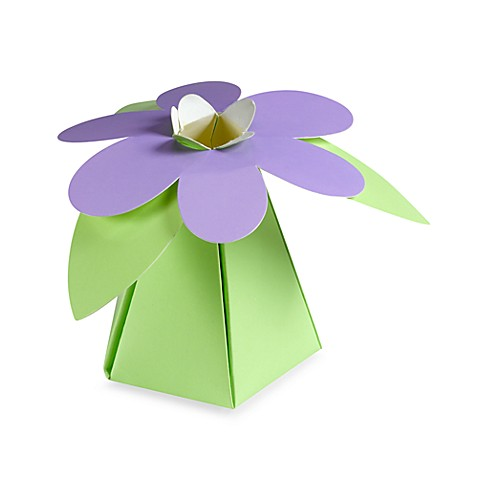 Gartner Studios 50-Count Floral Favor Box