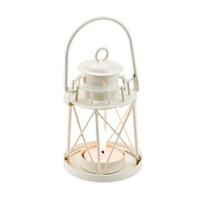 Kate Aspen® Lighthouse Tealight Holder Wedding Favor