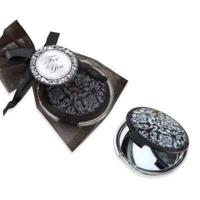 Black Silver Favors