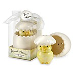 Kate Aspen® About to Hatch Baby Chick Salt and Pepper Shaker Baby Shower Favor