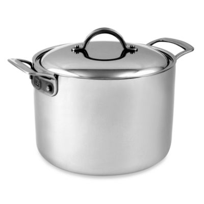 Culinary Institute of America® 7-Ply Clad Copper™ 8-Quart Stock Pot