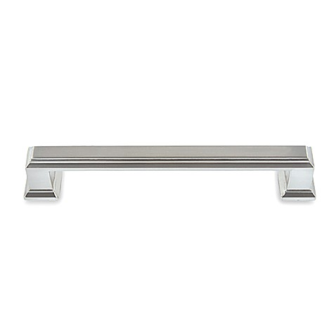 Atlas Homewares Sutton Place Large Pull - Brushed Nickel