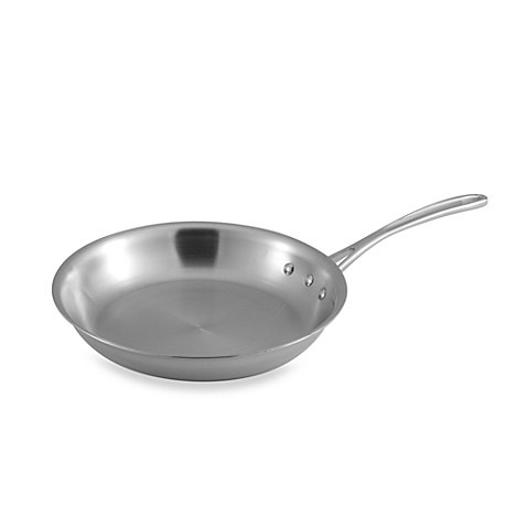 Calphalon® Tri-Ply Stainless Steel 10-Inch Omelet Pan