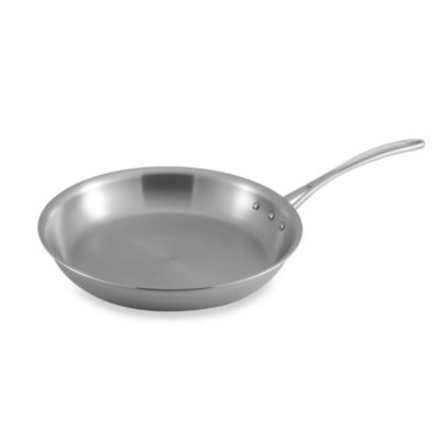 Calphalon® Tri-Ply Stainless Steel 12-Inch Omelet Pan