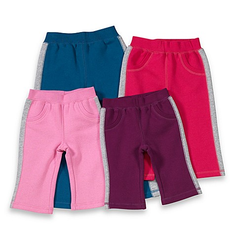 BE BASICTM Toddler Girls Fleece Pants