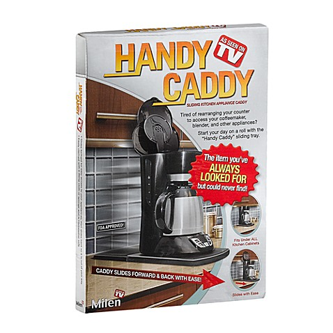 Handy Caddy Kitchen Appliance Tray