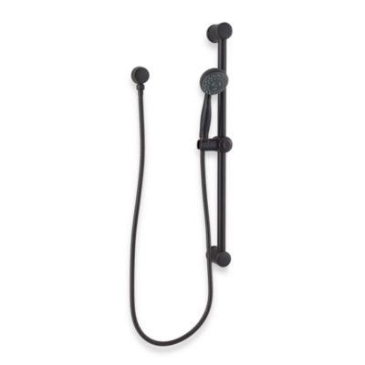 Price Pfister® Slide Bar Shower System in Bronze