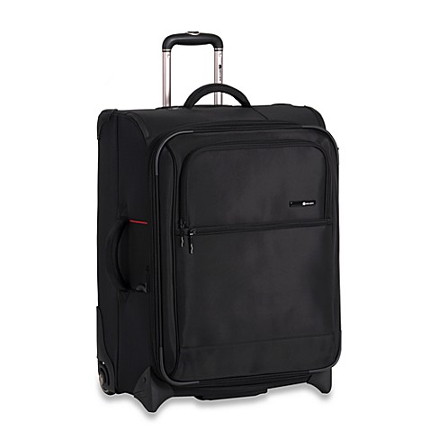 Delsey Helium SuperLite 25'' Expandable Trolley Upright - Black