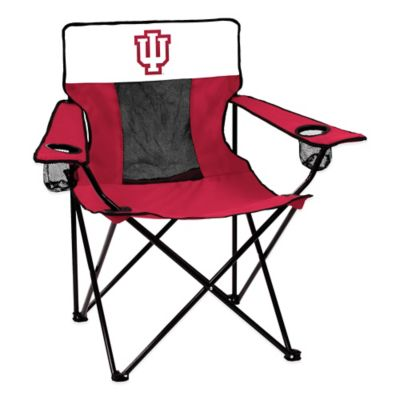 Indiana University Collegiate Deluxe Folding Chair