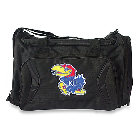 University of Kansas Duffel