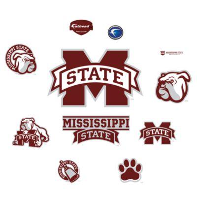 Mississippi State Logo Junior Fatheads