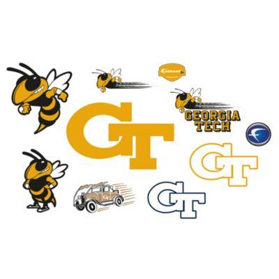 Georgia Tech Logo Junior Fatheads