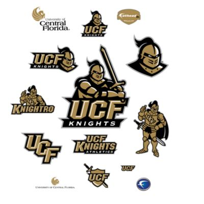 University of Central Florida Logo Junior Fatheads