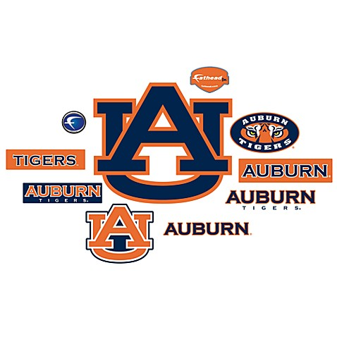 Auburn University Logo Junior Fatheads