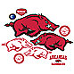 Arkansas University Logo Junior Fatheads