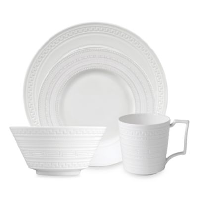 Wedgwood® Intaglio 4-Piece Place Setting