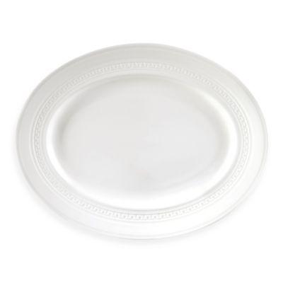 Wedgwood® Intaglio 13-Inch Oval Platter