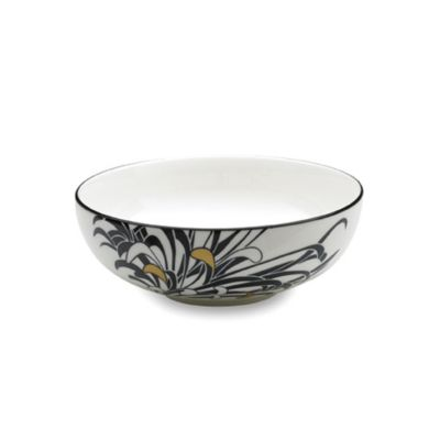 Denby Monsoon Chrysanthemum 6 1/4-Inch Soup/Cereal Bowl