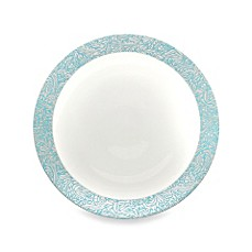 Denby Monsoon Lucille 14-Inch Round Platter in Teal