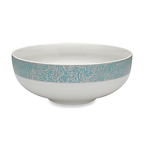 Denby Monsoon Lucille 3 1/2-Pint Serving Bowl in Teal