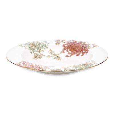 Marchesa by Lenox® Painted Camellia Rim Soup Bowl