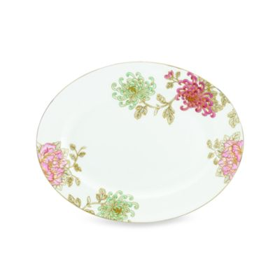 Marchesa by Lenox® Painted Camellia Oval Platter