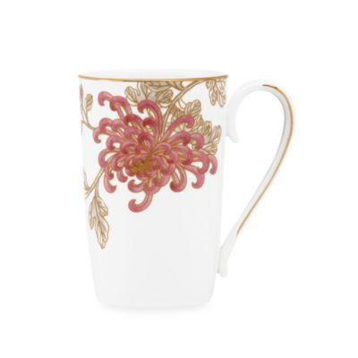 Marchesa by Lenox® Painted Camellia 11-Ounce Mug