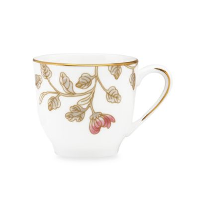 Marchesa by Lenox® Painted Camellia 3-Ounce Espresso Cup