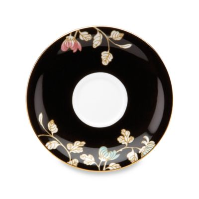 Marchesa by Lenox® Painted Camellia Espresso Saucer