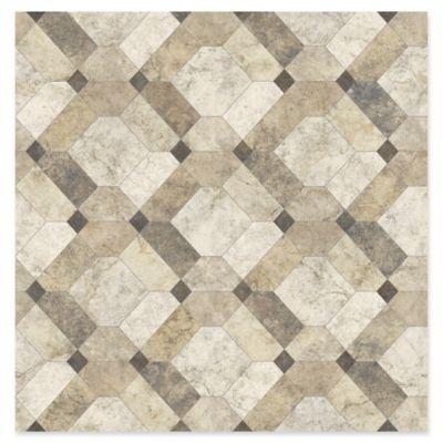 Devonshire Marble Wallpaper in Beige