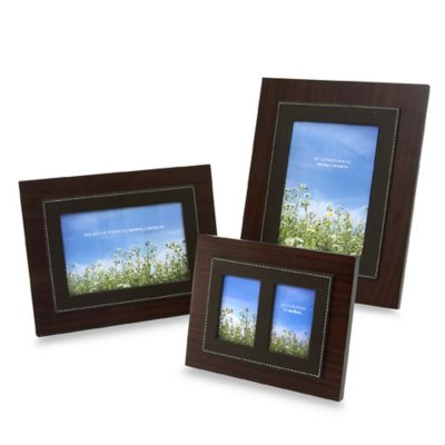 3 x 3 Brown Photo Frame