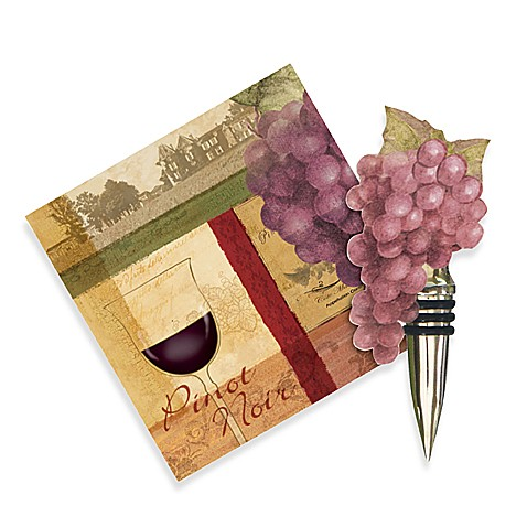 Vintage Vine Wine Time Gift Set