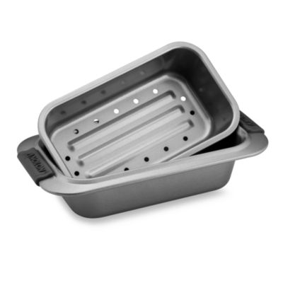 Anolon® Advanced Non-Stick Bakeware 2-Piece Loaf Pan Set