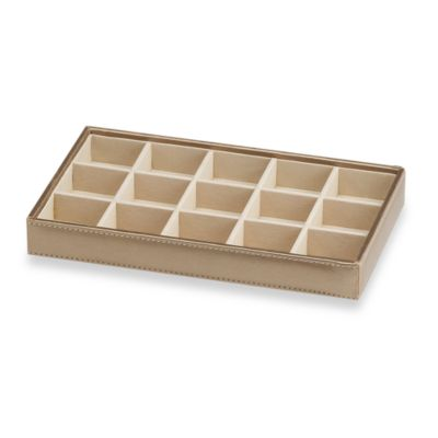 Small Compartment Jewelry Trays