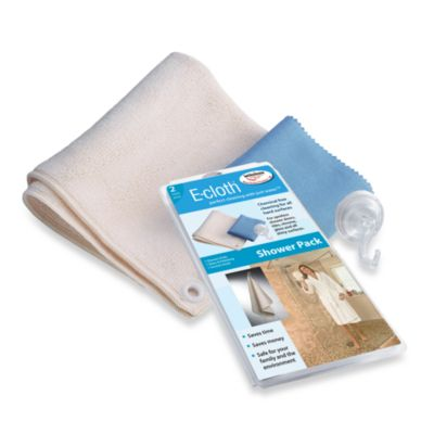 E-Cloth® Shower Pack (Set of 2)