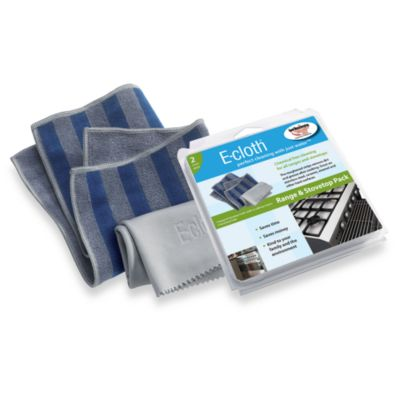 E-Cloth® Range and Stovetop Pack (Set of 2)