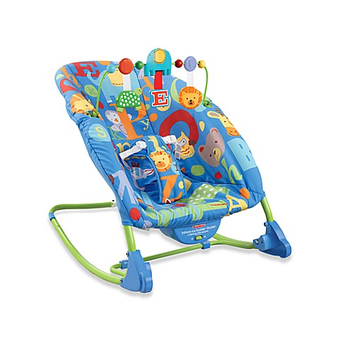 Infant-to-Toddler Rocker by Fisher-Price®