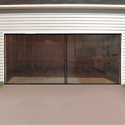 Buy double garage screen door from bed bath beyond for Buy screen door