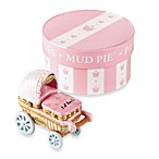 Mud Pie™ Little Princess Baby Buggy First Curl And First Tooth Treasure Box