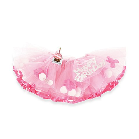Mud Pie™ Little Cupcake Birthday Tutu