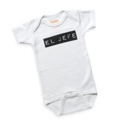 Sara Kety® El Jefe Size 12 Months Bodysuit