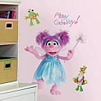 Roomates Sesame Street Giant Abby Cadabby Wall Decal