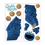 Roomates Sesame Street Giant Cookie Monster Wall Decal