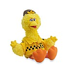 Sesame Street® Big Bird New York City Taxi Driver 15-Inch Plush Toy