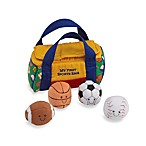 GUND My First Sports Bag Activity Set