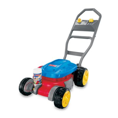 Fisher Price® Bubble Mower XLT