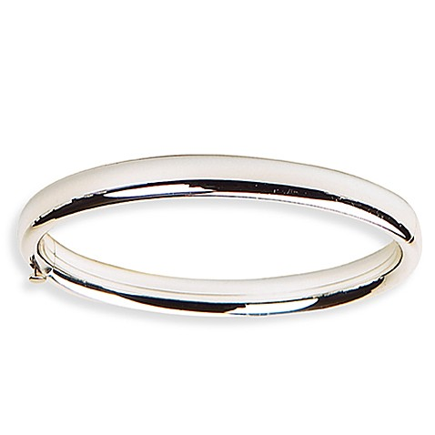 Elegant Baby ® Sterling Silver Bangle Bracelet