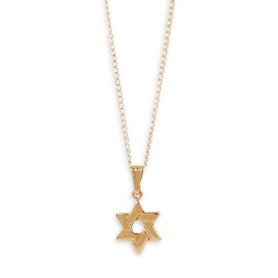 Elegant Baby® Star of David Necklace