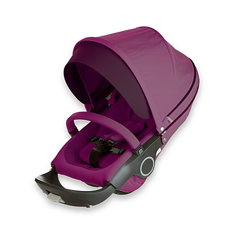 Stokke® Xplory® Seat Complete in Purple